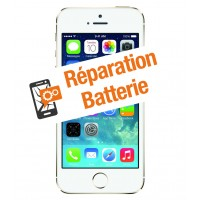 Réparation batterie iphone 5s