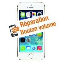 Réparation bouton volume iphone 5s