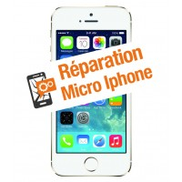 Réparation micro iphone 5s