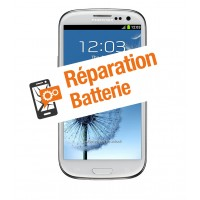Réparation batterie galaxy S3