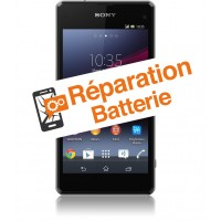 reparation batterie Sony Z1 compact