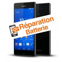 reparation batterie Sony Z3
