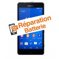 reparation batterie Sony Z3 compact