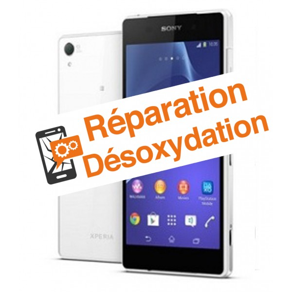 d soxydation sony z2 compact smartphone cass 09 82 45 02 88. Black Bedroom Furniture Sets. Home Design Ideas