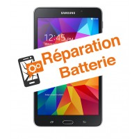 reparation batterie tabgalaxy 4