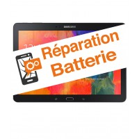 reparation batterie tabgalaxy pro