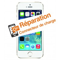 Réparation collecteur de charge iphone 5s