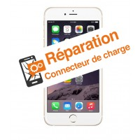 Réparation collecteur de charge Iphone 6s+