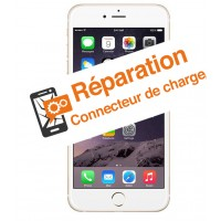 Réparation collecteur de charge Iphone 6