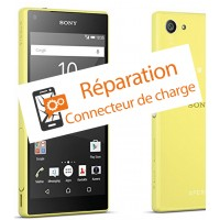 Réparation connecteur de charge Sony Z5 Compact