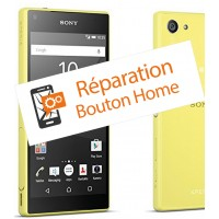 Réparation bouton home Sony Z5 Compact
