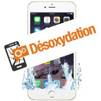 Désoxydation iPhone 8