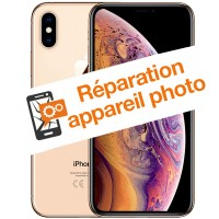 Réparation appareil photo iPhone XS