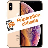 Réparation chassis iPhone XS Max