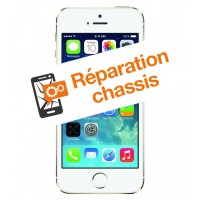 Réparation chassis iPhone 5s
