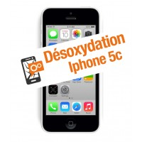 Désoxydation iphone 5c