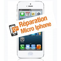 Réparation micro iphone 5