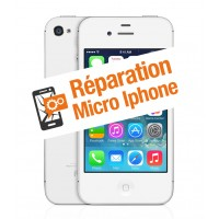 Réparation micro iphone 4s