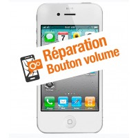 Réparation bouton volume iphone 4
