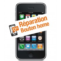 Réparation bouton home iphone 3g