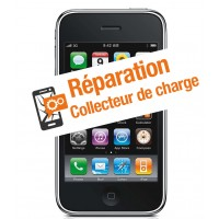 Réparation collecteur de charge iphone 3g