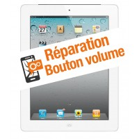 Réparation bouton volume Ipad 2