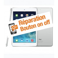 Réparation bouton on off Ipad 4