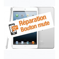 Réparation bouton mute ipad air 1