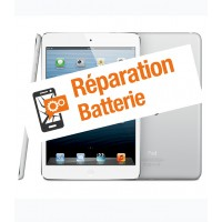 Réparation batterie Ipad mini