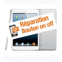 Réparation bouton on off Ipad mini