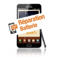 Réparation batterie galaxy note 1