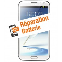 Réparation batterie galaxy note 2