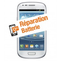 Réparation batterie galaxy S3 mini