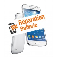 Réparation batterie galaxy S4 mini