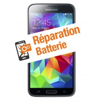 Réparation batterie galaxy S5
