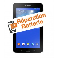 reparation batterie tabgalaxy 3