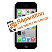 Réparation collecteur de charge iphone 5c