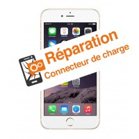 Réparation collecteur de charge Iphone 6s