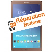 reparation batterie tabgalaxy E