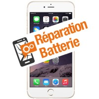 Reparation batterie Iphone 6