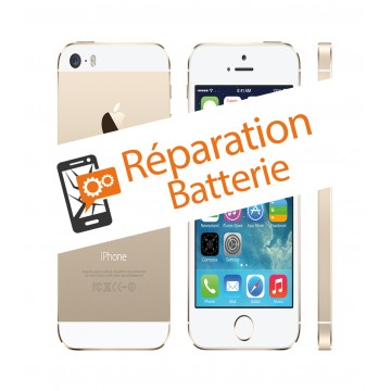 Réparation batterie Iphone SE