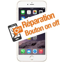 Réparation bouton on off iphone 6