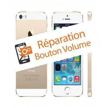 Réparation bouton volume Iphone SE