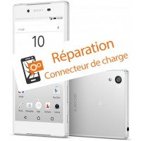 Réparation connecteur de charge Sony Z5