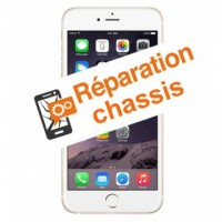 Réparation chassis iPhone 8+