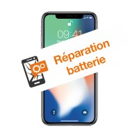 Réparation batterie iPhone 8+