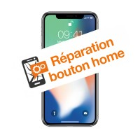 Réparation bouton home iPhone 8+