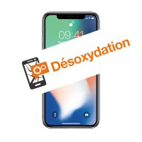Désoxydation iPhone 8+