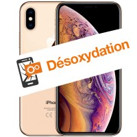 Désoxydation iPhone XS