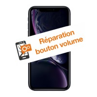 Réparation bouton volume iPhone XR